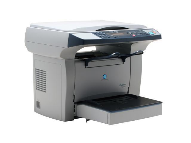 KONICA MINOLTA PagePro 1380MF 5250229-100 MFC / All-In-One Up to 21 ppm Monochrome Laser Printer