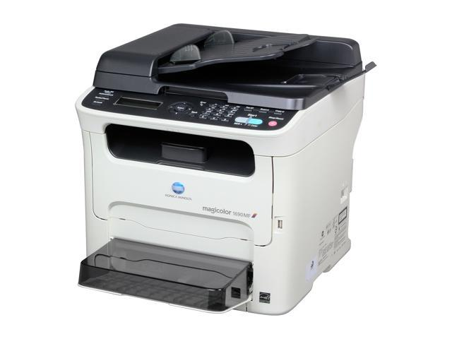 Konica Minolta magicolor 1690MF MFC / All-In-One Color Laser Printer