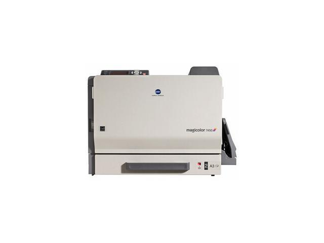Konica Minolta magicolor 7450II Workgroup Color Laser Printer