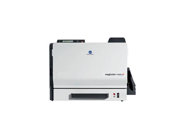 Konica Minolta magicolor 7450II GRAFX Personal Up to 24.5 ppm 9600 x 600 dpi Color Print Quality Color Laser Printer