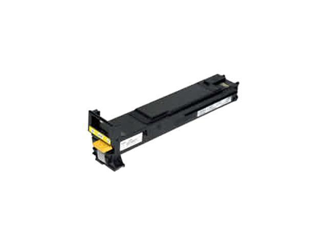 KONICA MINOLTA A06V232 Toner Cartridge Yellow