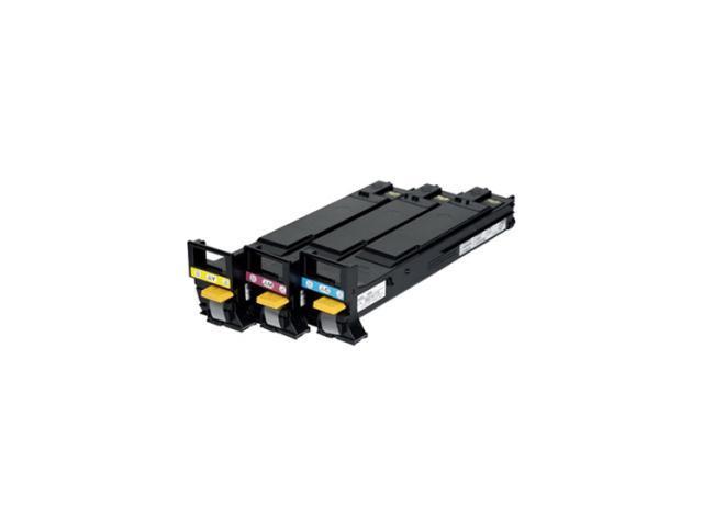 KONICA MINOLTA A06VJ33 Toner Cartridge Cyan / Magenta / Yellow