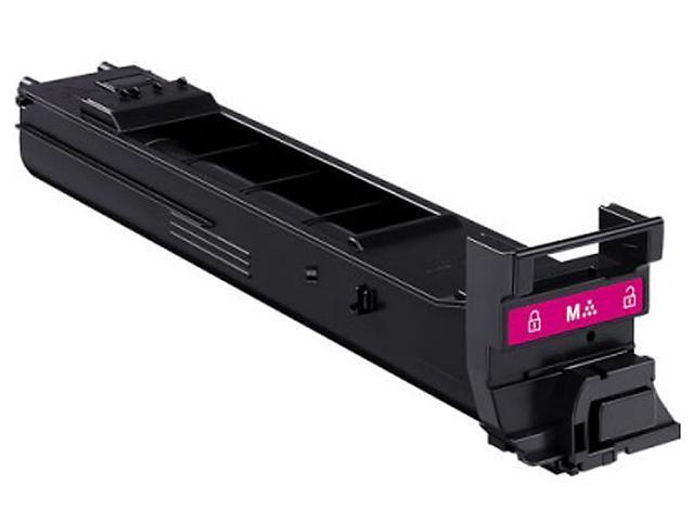 KONICA MINOLTA A0DK332 Toner Cartridge Magenta
