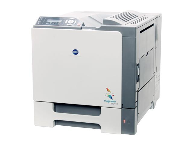 KONICA MINOLTA magicolor 5430DL 5250218-100 Workgroup Up to 21 ppm 2400 x 600 dpi, 1200 x 600 dpi (default), 600 x 600 dpi Color Print Quality Color Electrophotographic laser Printer