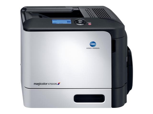 Konica Minolta magicolor 4750DN Color Laser Printer