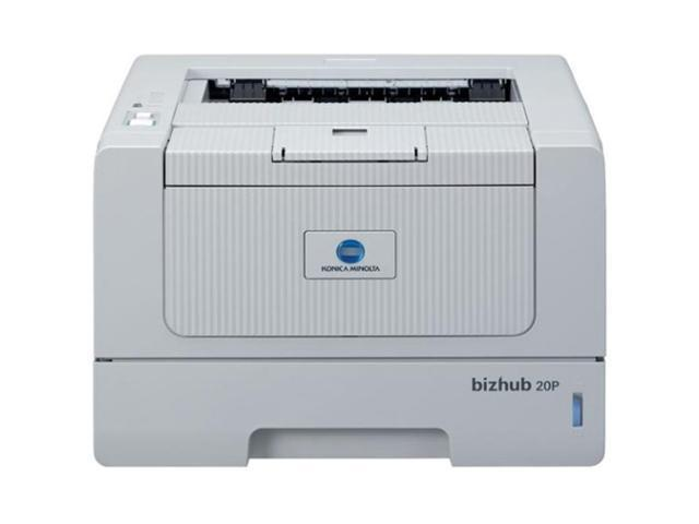 Konica Minolta Bizhub 20P Personal Up to 32 ppm Monochrome Laser Printer