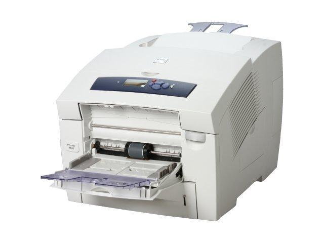 XEROX Phaser 8560DN Workgroup Up to 30 ppm Color Solid Ink Printer