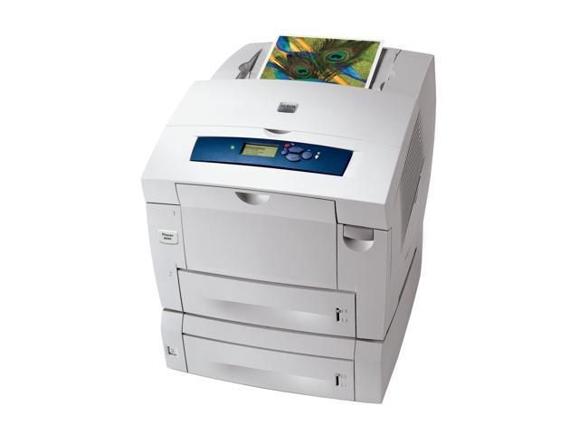 XEROX Phaser 8560DT Workgroup Up to 30 ppm Color Solid Ink Printer