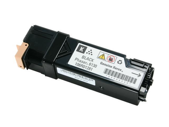 XEROX 106R01281 Toner Cartridge Black For Phaser 6130