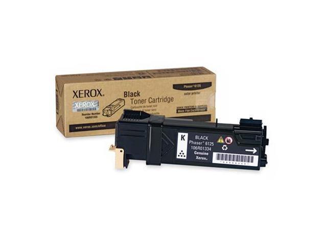 XEROX 106R01334 Toner Cartridge For Phaser 6125 Black