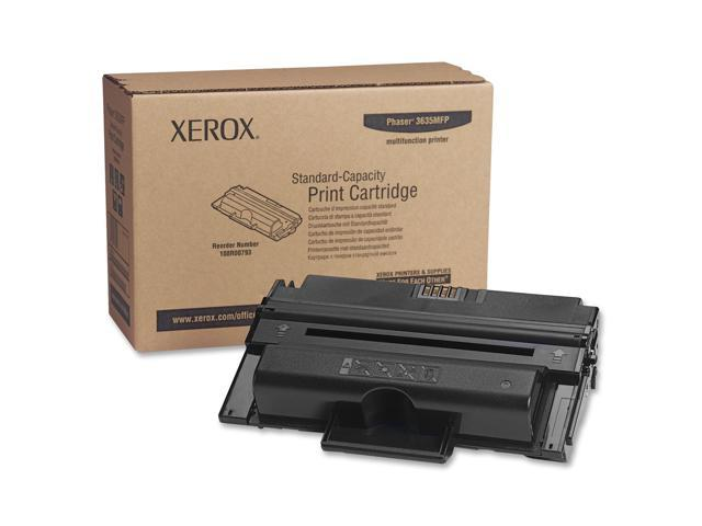 XEROX 108R00793 Standard Capacity Print Cartridge for Phaser 3635MFP
