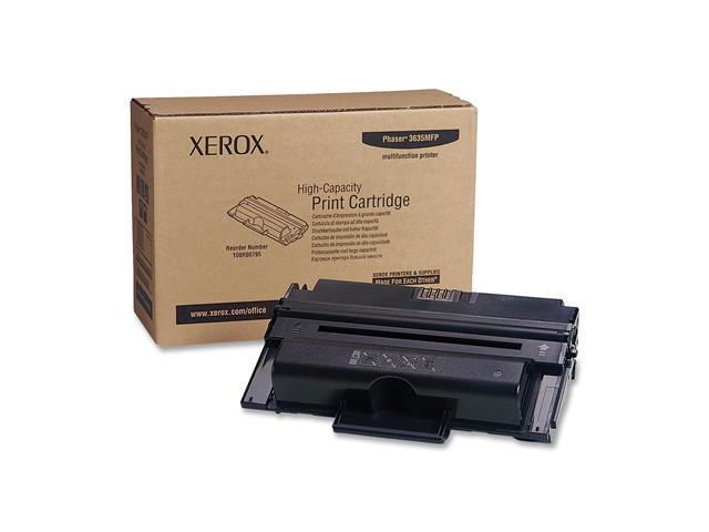 XEROX 108R00795 High Capacity Print Cartridge for Phaser 3635MFP