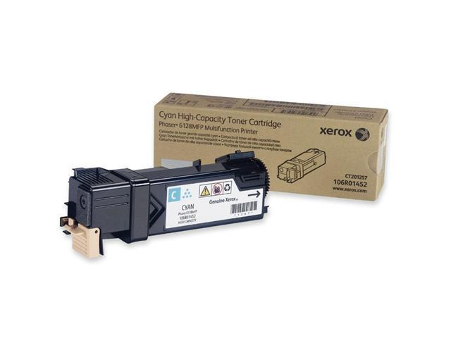 XEROX 106R01452 Cartridge For Phaser 6128MFP Cyan