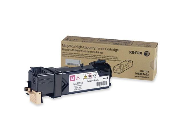XEROX 106R01453 Cartridge For Phaser 6128MFP Magenta