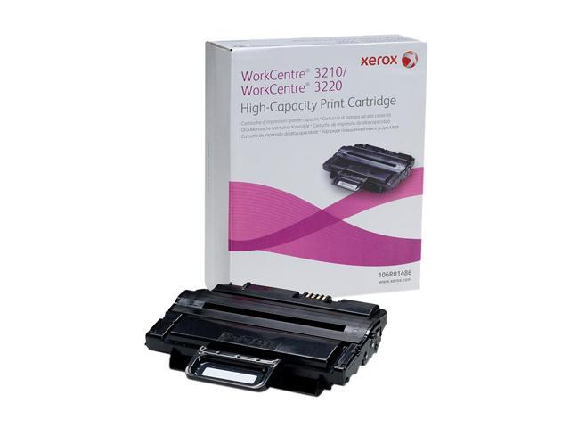 XEROX 106R01486 High Capacity Print Cartridge For Xerox WorkCentre 3210 Black
