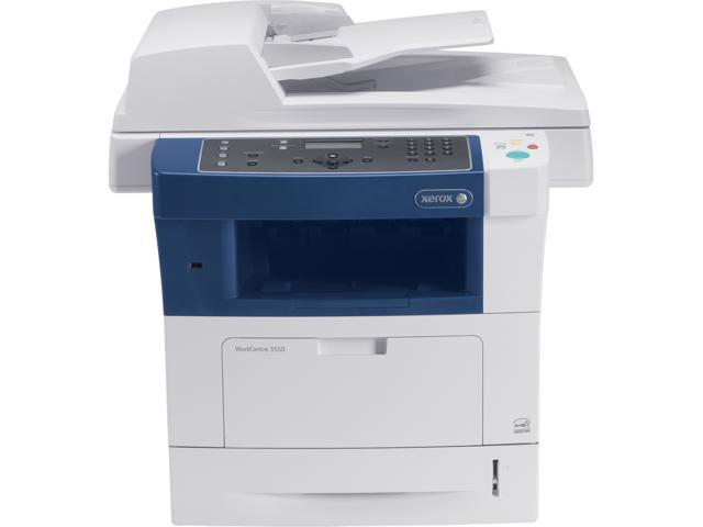 Xerox WorkCentre 3550/X Plain Paper Print Up to 35 ppm Monochrome Laser Printer