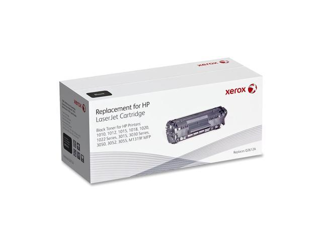 Xerox Replacements 6R1414 Black Remanufacture Toner Cartridge Replaces HP Q2612A