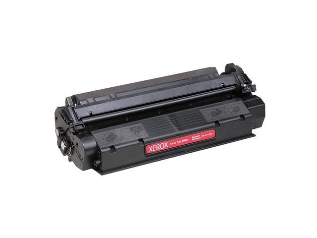Xerox Replacements 6R932 Black Remanufacture Toner Replaces HP C7115X