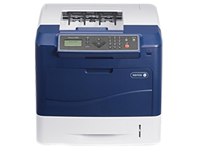 Xerox Phaser 4600/DN Workgroup Up to 55 ppm 1200 x 1200 dpi Color Print Quality Monochrome Laser Printer