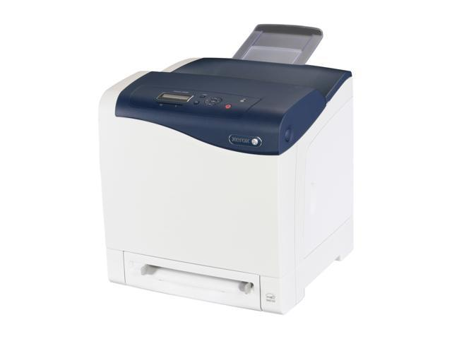 Xerox Phaser 6500/N Workgroup Up to 24 ppm 600 x 600 dpi USB/Ethernet Color Laser Printer