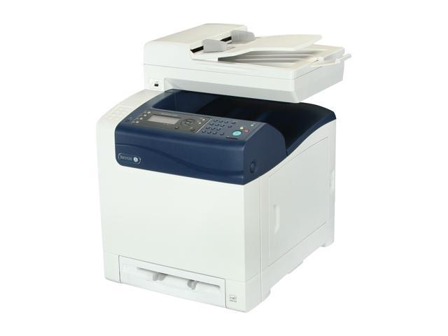 Xerox WorkCentre 6505 N Multi Function Color Laser Printer