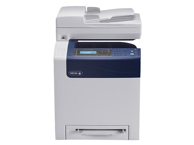 Xerox WorkCentre 6505/N MFC / All-In-One Up to 24 ppm 600 x 600 x 4 dpi Color Print Quality Color Laser Printer
