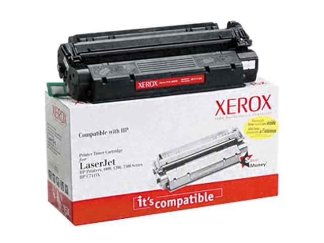 XEROX 006R00925 62X Replacement Cartridge for Hewlett Packard Printers Black