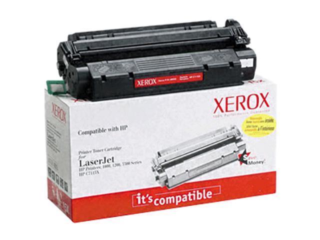 XEROX 006R00927 Black 22X Replacement Cartridge for Hewlett Packard Printers