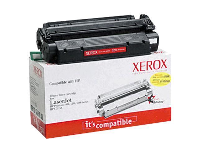 XEROX 006R00933 Replacement Toner Cartridge for HP LaserJet Printers Black