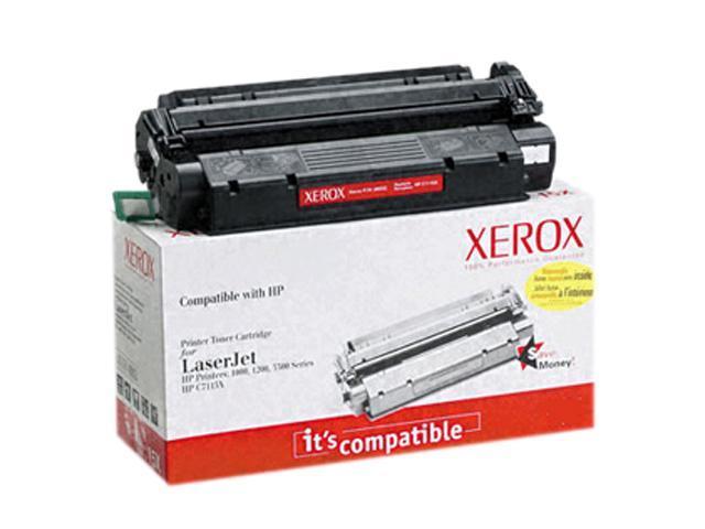 XEROX 006R01289 Black Replacement Toner Cartridge for HP LaserJet 3500/3550/3700