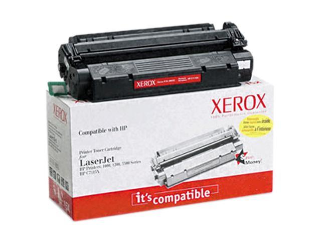 XEROX 006R01338 Black Replacement Toner Cartridge for HP LaserJet 3600/3800/CP3505
