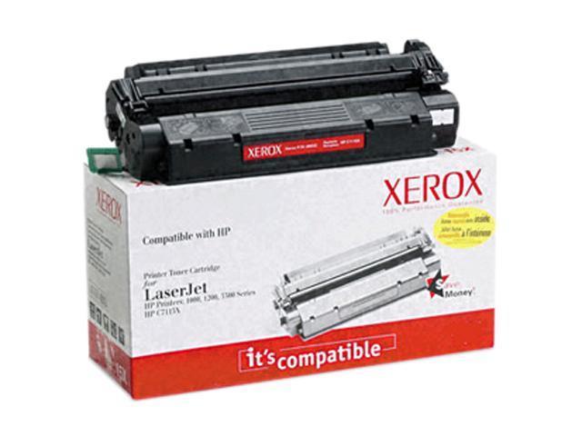 XEROX 006R01429 Black Replacement Toner Cartridge for HP LaserJet P1005/P1006 Series