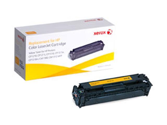 XEROX 006R01441 Yellow Replacement Toner Cartridge for HP LaserJet CP1215/CP1515