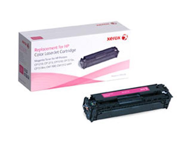 XEROX 006R01442 Magenta Replacement Toner Cartridge for HP LaserJet CP1215/CP1515