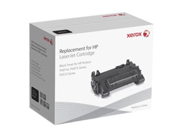XEROX 006R01443 Black Replacement Toner Cartridge for HP LaserJet P4014/P4015/P4515 Series