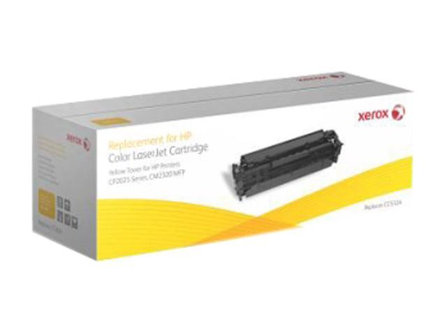 XEROX 006R01488 Replacement Toner Cartridge for HP LaserJet CP2025 Yellow