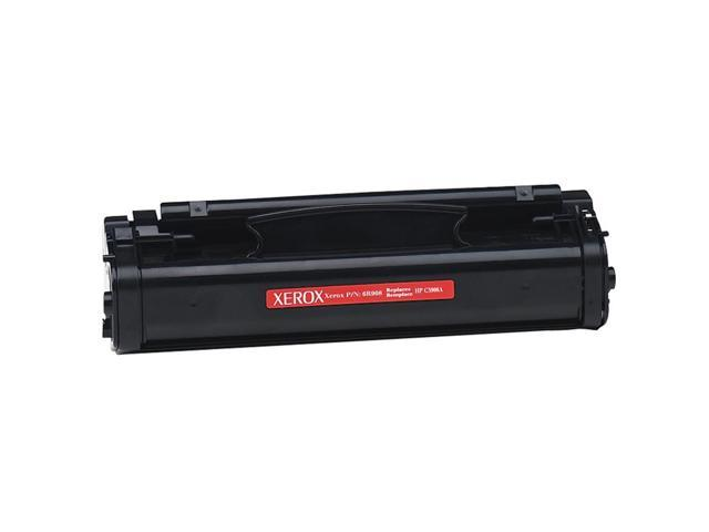 Xerox Replacements 6R908 Black Remanufacture Toner Replaces HP C3906A