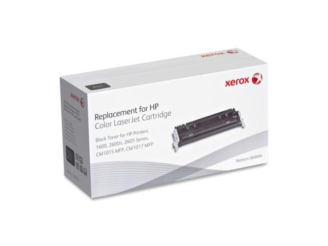 Xerox Replacements 6R1410 Black Remanufacture Toner Replaces HP Q6000A