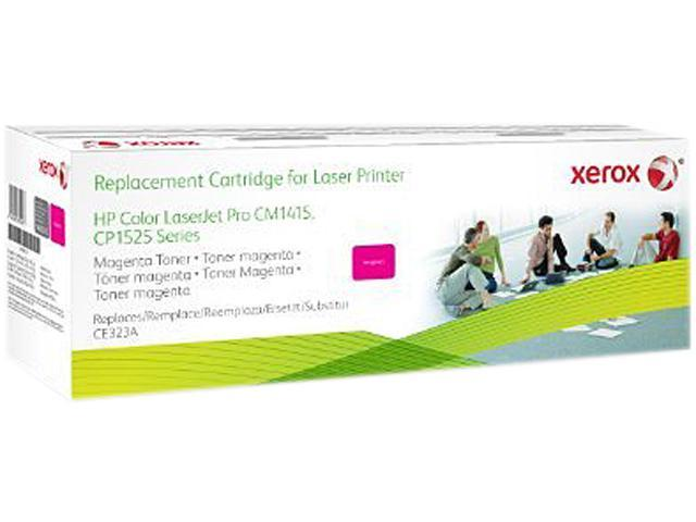 Xerox Replacements 106R02222 Toner Cartridge (OEM# HP CE323A) 1,300 Page Yield; Magenta