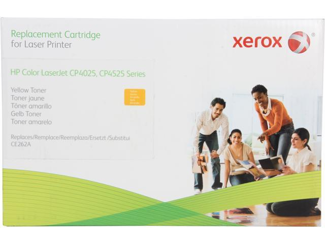 Xerox Replacements 106R02219 Yellow Remanufacture Toner Replaces HP CE262A YELLOW