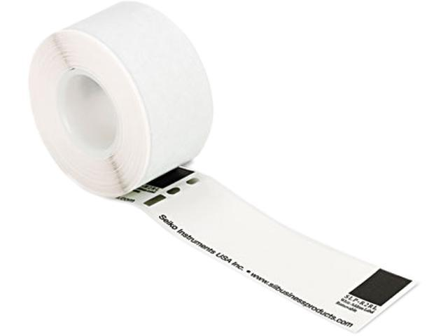 Seiko Removable Adhesive Address Labels f/Label Printers, 1-1/8 x 3-1/2, WE, 260/Box
