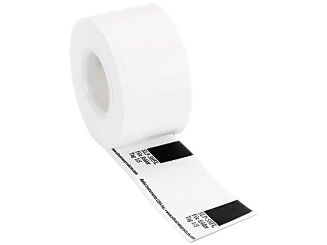 Seiko SLP-5HFL Label Printer Hanging File Folder Labels, 1/5 Cut, 1-1/4 x 2, White, 220/Box