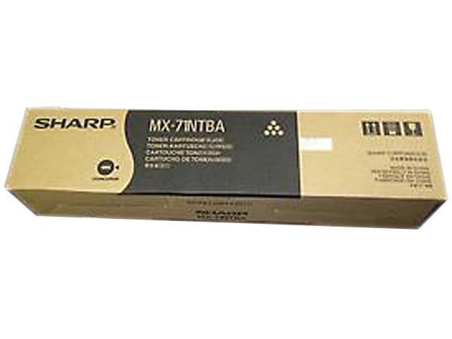 Sharp Black Toner Cartridge
