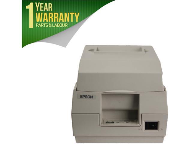 EPSON TM-U200B White 15VFEPPT0005 Dot Matrix 6 LPS Impact POS receipt printer