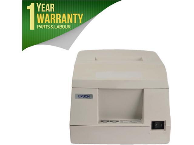 EPSON TM-U325D White Dot Matrix Impact POS receipt printer