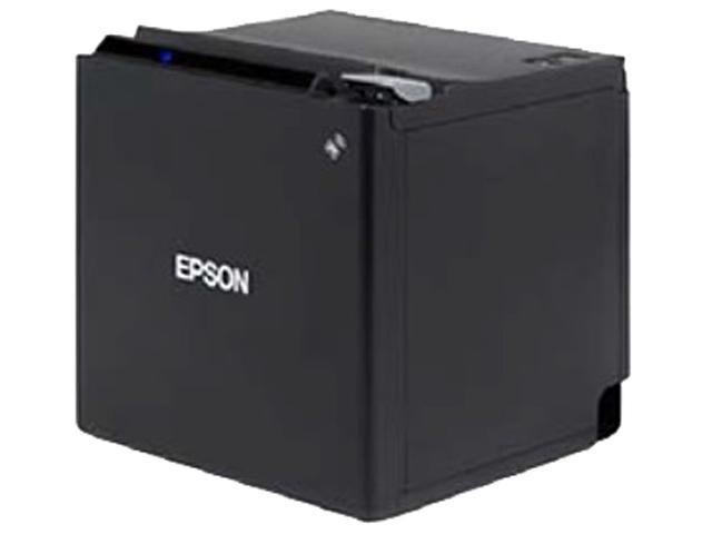 EPSON TM-M10 (C31CE74002) Thermal 203 dpi USB Auto-cutter Receipt Printer - Black