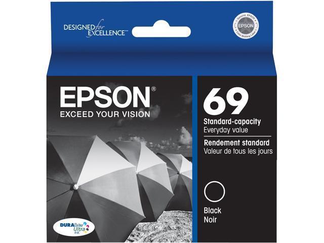 EPSON T069220-S-K Ink Cartridge; Cyan