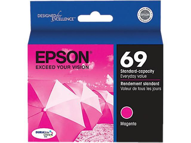 EPSON T069320-S-K Ink Cartridge; Magenta
