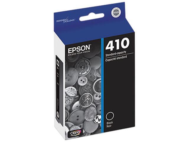 EPSON 410 (T410020-S) Claria Premium Ink Cartridge; Black