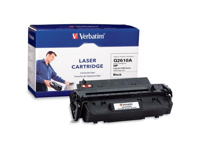 Verbatim 94953 Black HP Q2610A Compatible Toner Cartridge